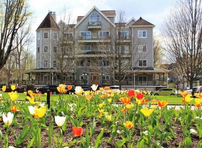 Chautauqua Institution Condo/Townhouse A-Active: 1 North Pratt Avenue #107
