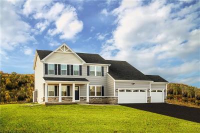 Victor NY Single Family Home A-Active: $336,990