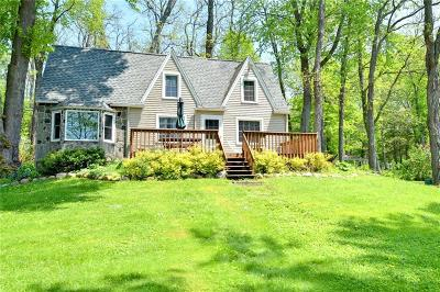 Chautauqua County Single Family Home Sold: 5879 North Drive