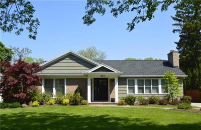 Monroe County Single Family Home A-Active: 234 Pelham Road