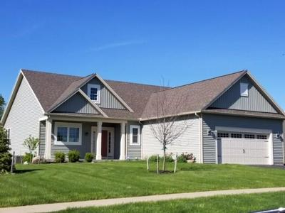 Canandaigua, Canandaigua-city, Canandaigua-town Single Family Home A-Active: 5220 Whitecliff Drive