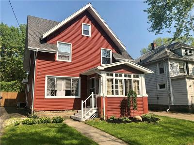Single Family Home Sold: 748 Eagle Street