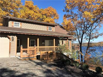 Single Family Home A-Active: 6327 East Bluff Drive