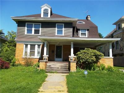 Dunkirk Single Family Home A-Active: 634 Central Avenue