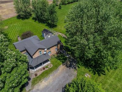 Orleans County Single Family Home A-Active: 3419 Culvert Road