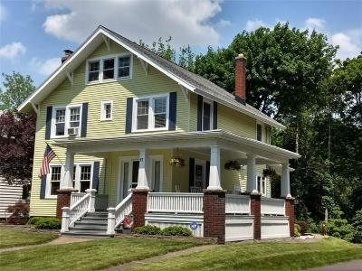 Orleans County Single Family Home A-Active: 17 Hazard Parkway