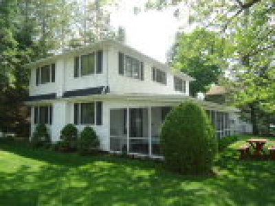 Single Family Home A-Active: 5564 East Lake Road