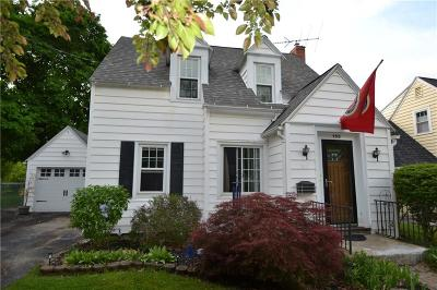 Single Family Home A-Active: 188 Fort Hill Avenue