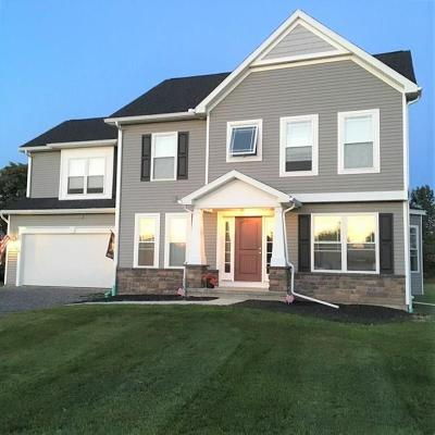 Single Family Home A-Active: Lots 1-7 Mile Square Road