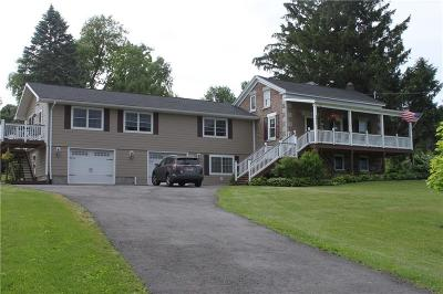 Lyons Single Family Home A-Active: 3425 Middle Sodus Road