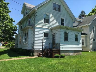 Jamestown Single Family Home A-Active: 173 Hallock Street