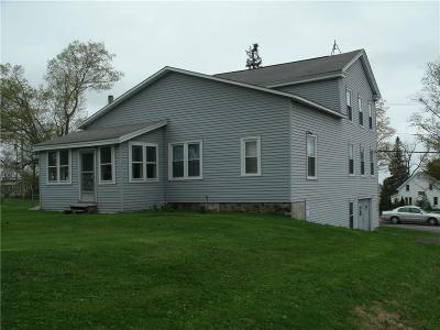 Moravia Single Family Home A-Active: 3717 State Route 41a