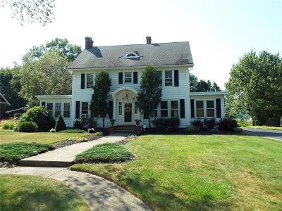 Olean Single Family Home A-Active: 643 Main Street