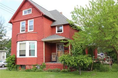 Dunkirk Single Family Home A-Active: 72 West Fourth Street