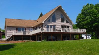 Ovid Single Family Home A-Active: 7882 County Road 153 Road