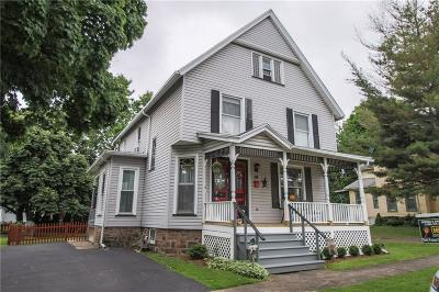 Orleans County Single Family Home A-Active: 28 East Albion Street