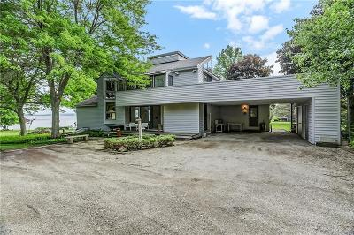 Chautauqua NY Single Family Home A-Active: $895,000