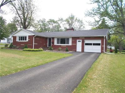 Hanover NY Single Family Home A-Active: $124,900