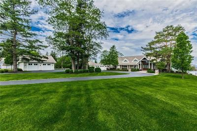 Webster NY Single Family Home U-Under Contract: $1,595,000