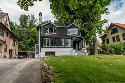 Rochester Single Family Home A-Active: 1384 Highland Avenue