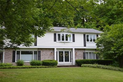 Pittsford Single Family Home A-Active: 23 Brookwood Road