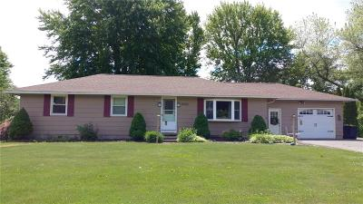 Orleans County Single Family Home A-Active: 16392 State Route 31