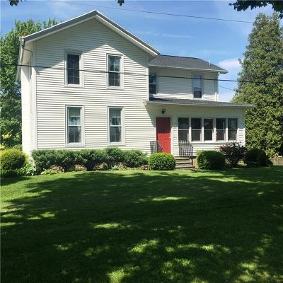 Leroy Single Family Home A-Active: 7959 North Road