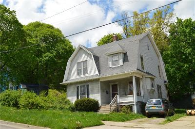 Jamestown NY Single Family Home A-Active: $30,000