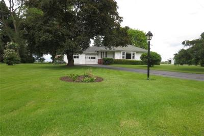 Orleans County Single Family Home A-Active: 11529 Platten Road