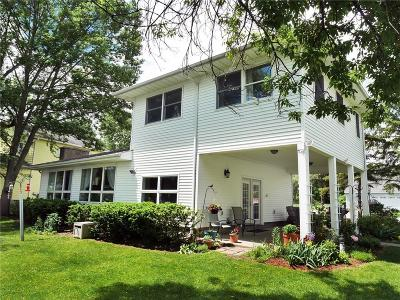 Single Family Home A-Active: 8829 Sandy Bottom Road