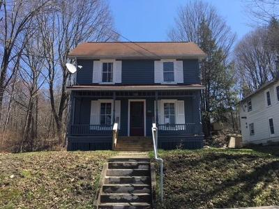 Jamestown NY Single Family Home A-Active: $17,811