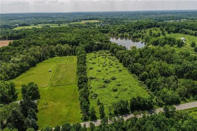 Mendon Residential Lots & Land A-Active: Pond Road