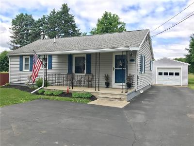 North Dansville NY Single Family Home A-Active: $104,900