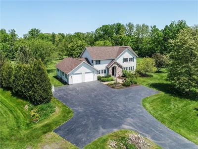 Penfield Single Family Home A-Active: 1376 Allen Road