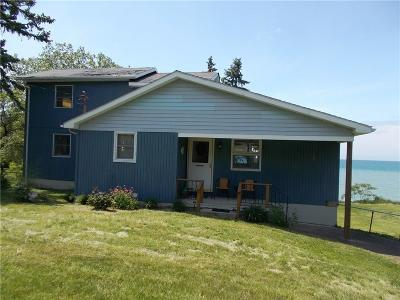 Dunkirk Single Family Home A-Active: 3268 Route 5