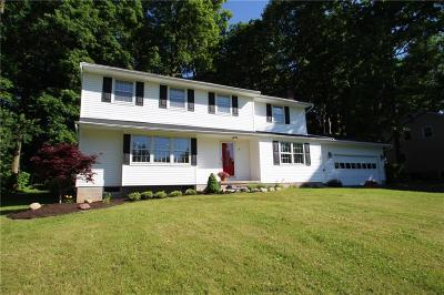 Pittsford Single Family Home A-Active: 58 Crestview Drive
