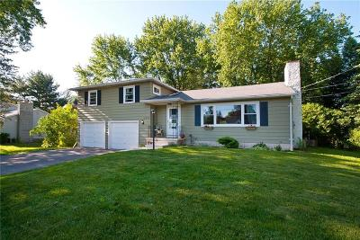 Penfield Single Family Home U-Under Contract: 1038 Whalen Road