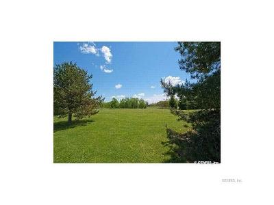 Victor Residential Lots & Land A-Active: 6820 Boughton Hill Road