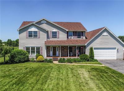 Single Family Home A-Active: 371 Boughton Hill Road