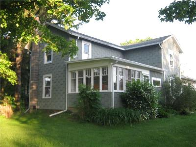 Genesee County Single Family Home A-Active: 7770 Harris Road