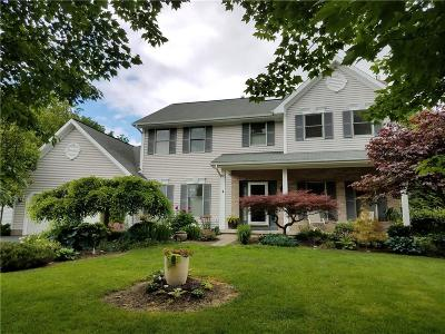 Penfield Single Family Home A-Active: 4 Waterbury Lane