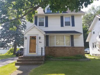 Rochester Single Family Home A-Active: 495 Mount Read Boulevard