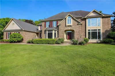 Pittsford Single Family Home A-Active: 2 Merryhill Lane