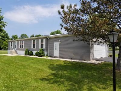 Canandaigua, Canandaigua-city, Canandaigua-town Single Family Home A-Active: 5555 Purdy Road #22