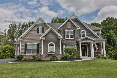 Victor Single Family Home A-Active: 6770 Colyer Crossing