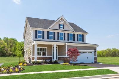 Single Family Home A-Active: 726 Hillspring Terrace