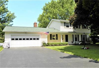 Penfield Single Family Home A-Active: 190 Lazy Trail