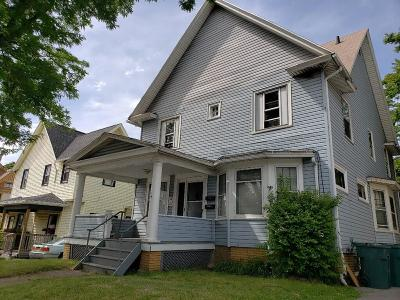 Rochester Multi Family 2-4 A-Active: 542 Lyell Avenue