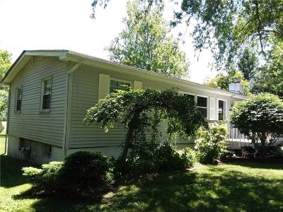 Genesee County Single Family Home C-Continue Show: 5961 West Sweden Road