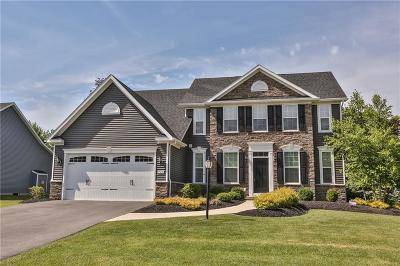 Single Family Home A-Active: 529 Hills Pond Road